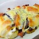 茄子とさつまいものマヨチーズ焼き
