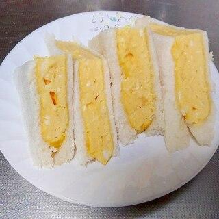 フワフワ厚焼きタマゴサンド
