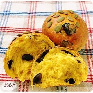 黒豆パンプキン
