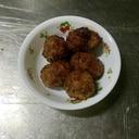 ゆきたま❄特製❄肉団子