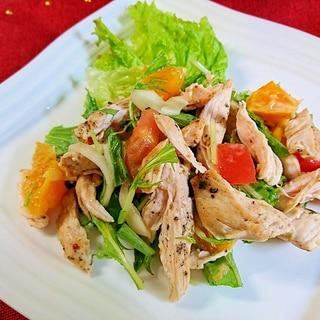 チキン&オレンジサラダ <リメイク>