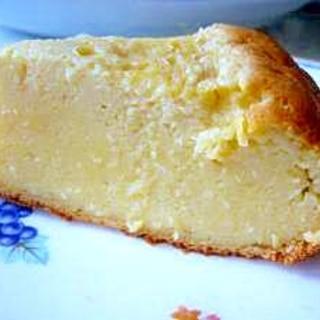 炊飯器&HMのヨーグルトチーズケーキ