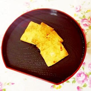 完熟柿で♪サクサク米粉クッキー
