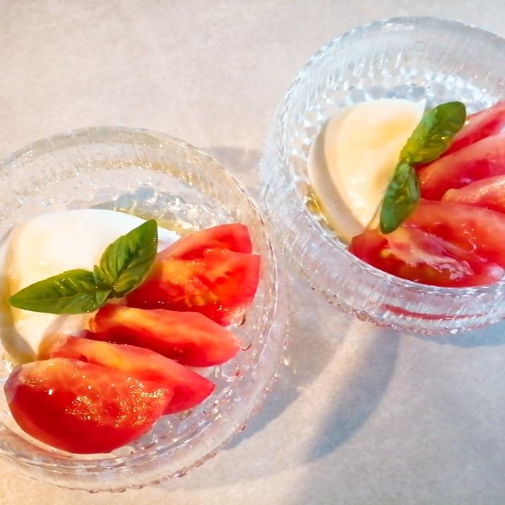 ブラータ☆イタリアンサラダ