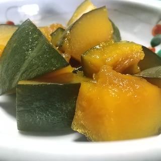 レンジでできる!かぼちゃの煮物
