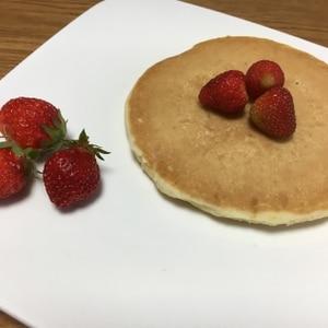 シンプルパンケーキ*