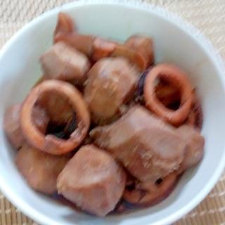 いかと里芋の煮物レシピ♪