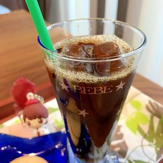 おうちカフェ11弾!薄くならないコーヒー氷コーヒー