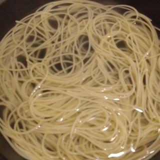 節約★時短★スパゲッティの茹で方
