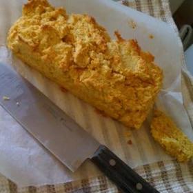 にんじんと山椒のスパイスケーキ