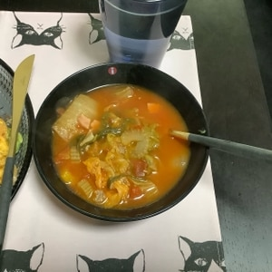 ゆるーくダイエット!ミラクルダイエットスープ♡
