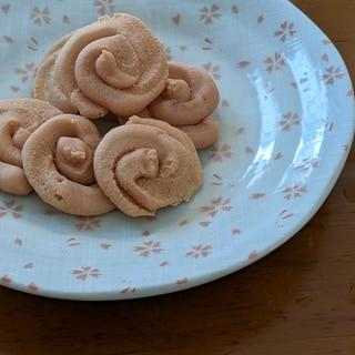 簡単!時短!高タンパク、低糖質のプロテインクッキー
