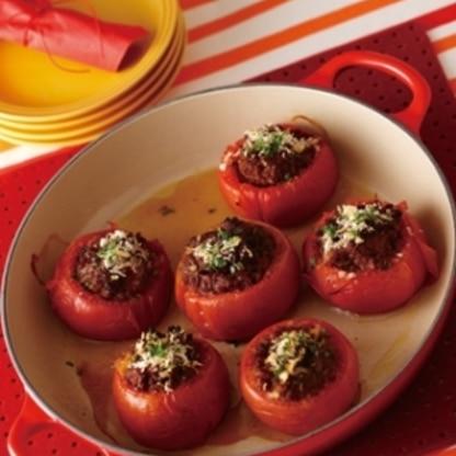 [ル・クルーゼ公式] トマトのファルシ