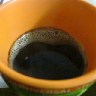 黒糖梅酒コーヒー