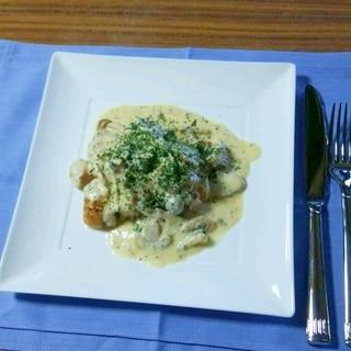 ヨウサマのタニタ式ダイエット食豆乳チキンステーキ風