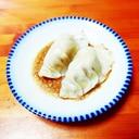 オリーブ&胡麻風味♪餃子のタレ