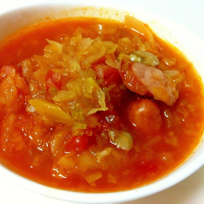 野菜たっぷり♪脂肪燃焼ダイエットスープ