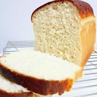 グルテンフリーのふわふわ食パン