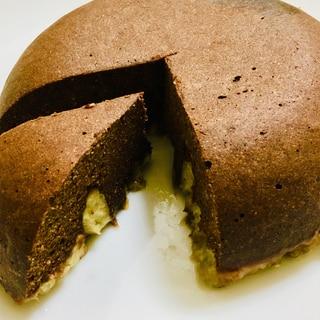 !簡単!炊飯器でしっとりチョコバナナケーキ