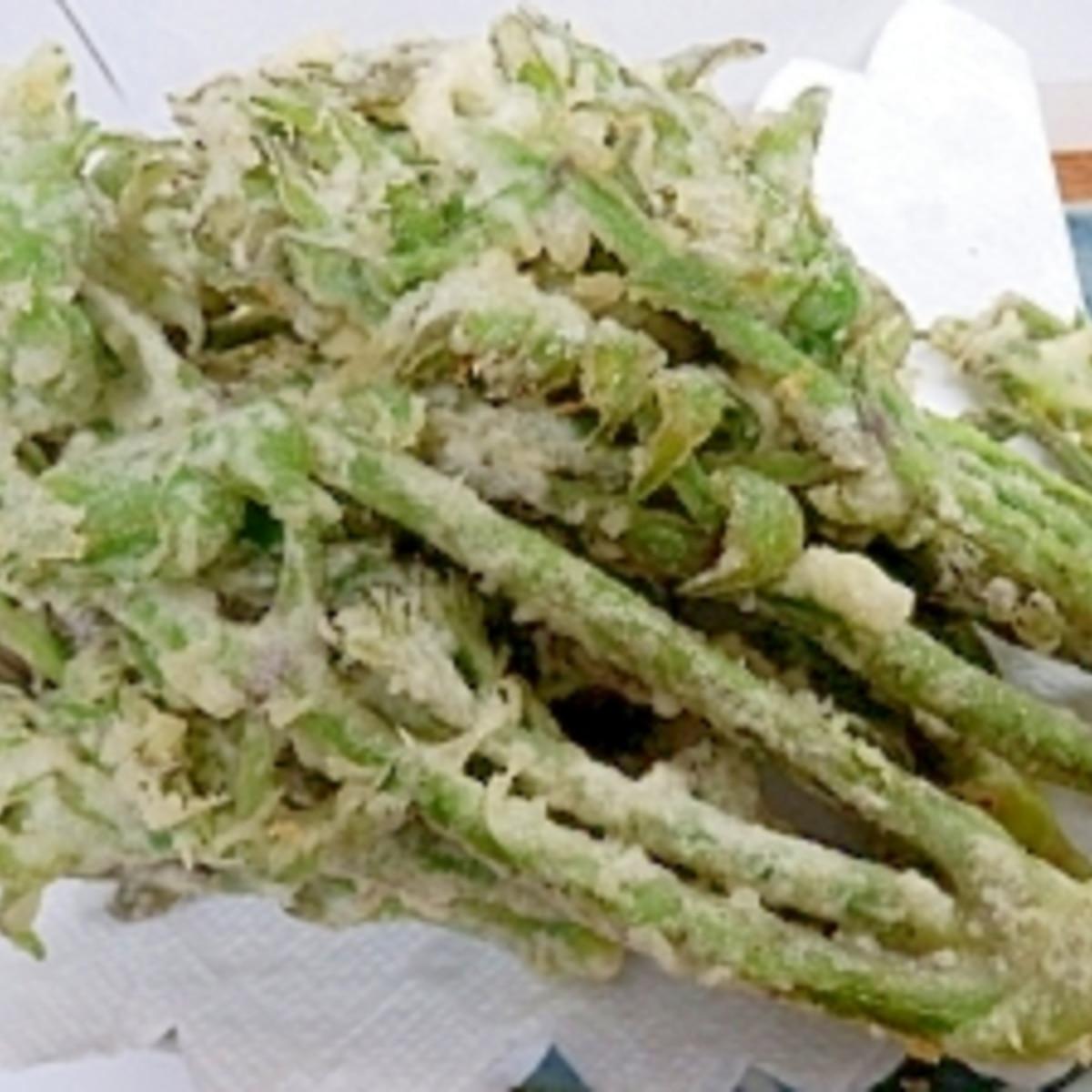タラの芽料理