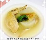 手羽先と大根の煮込みスープ