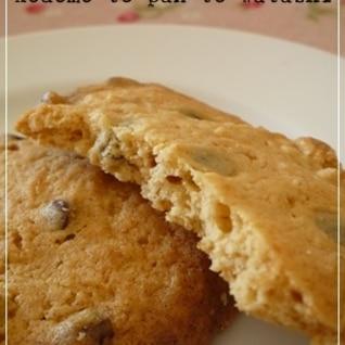 軽い食感アメリカンチョコチップクッキー