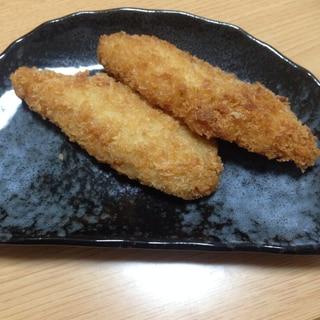 カレイで(*^^*)白身魚のフライ★