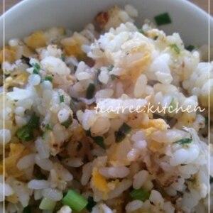 簡単コクうま!☆醤油麹チャーハン☆