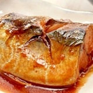 簡単にできる薄味のサバの味噌煮