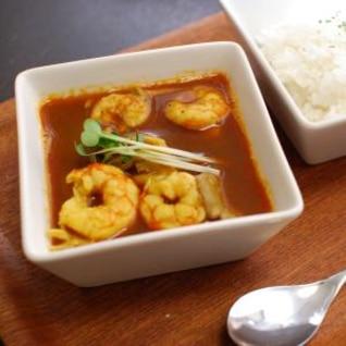 札幌有名店の味☆海老スープカレー