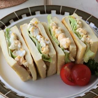 低糖質&高タンパク!驚きのサンドイッチレシピ【プロが教える簡単おうちごはん#5】