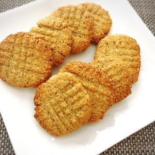 オートミールとおからのクッキー(ラカント使用)