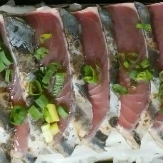 鰹のたたきの美味しい食べ方