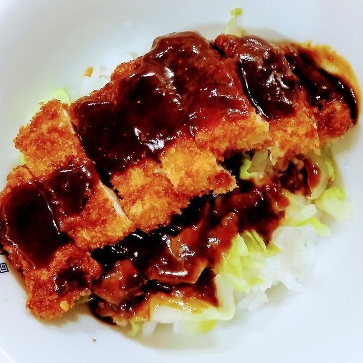 レンジで作る!味噌カツのタレ