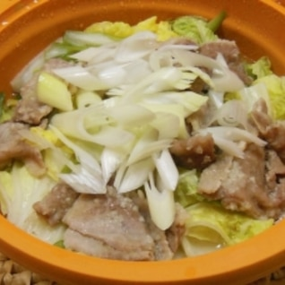 シリコンスチーマーde白菜&豚肉♪