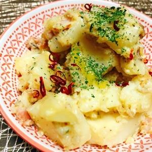 大人のポテサラ~ニンニク風味!ポテトサラダ