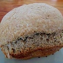 ホームベーカリー ラカント中挽きライ麦入り食パン