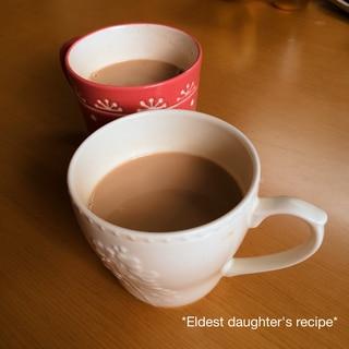 豆乳ロイヤルミルクティー