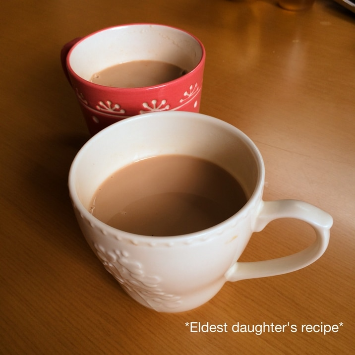 ミルク 作り方 ロイヤル ティー
