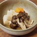 【常備菜】高野豆腐の炊合せ