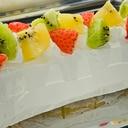 ハンドミキサー不要!簡単フルーツロールケーキ