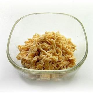 小鉢感覚で♪ホタテ貝柱と切り干し大根のサラダ