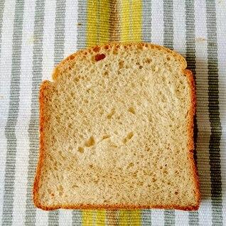 耳もおいしい*全粒粉とミルクの食パン