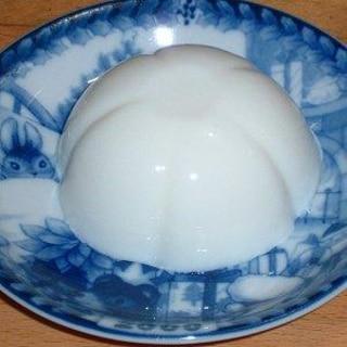 アガーミルクプリン