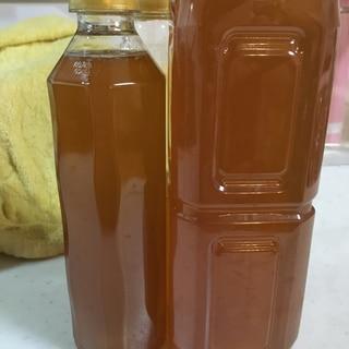 手作りのりんご酵素