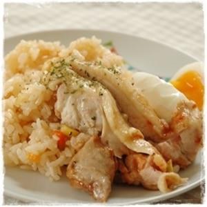 炊飯器で簡単 ★ チキンライス ★