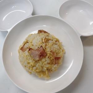 冷凍ご飯でカリカリ!ぱらぱらチャーハン