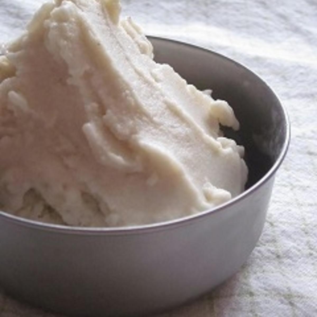 ヨーグルト アイス バナナ