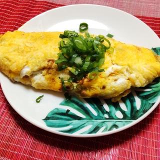 ダイエットレシピ♪納豆チーズオムレツ