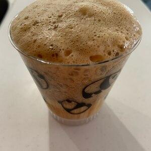 超簡単にダルゴナコーヒー